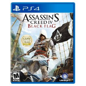 Assassin's Creed IV: Black Flag (Usado) - PS4