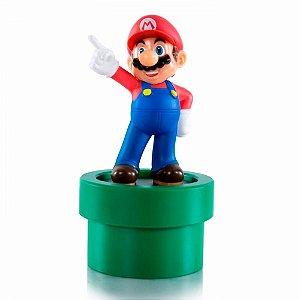 Luminária Super Mario Bros