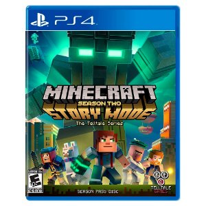 Minecraft Story Mode Season 2 (Usado) - PS4