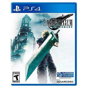 Final Fantasy VII Remake (Usado) - PS4