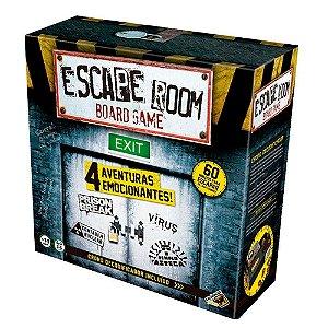 Escape Room Board Game