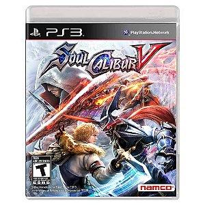 Soul Calibur V (Usado) - PS3