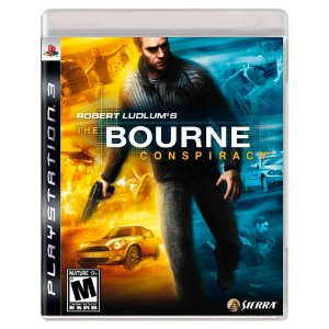 The Bourne Conspiracy (Usado) - PS3