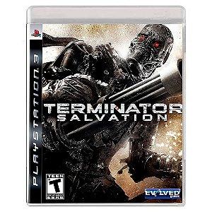 Terminator Salvation (Usado) - PS3