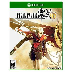 Final Fantasy Type-0 HD (Usado) - Xbox One