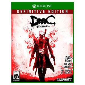 DmC Devil May Cry: Definitive Edition (Usado) - Xbox One