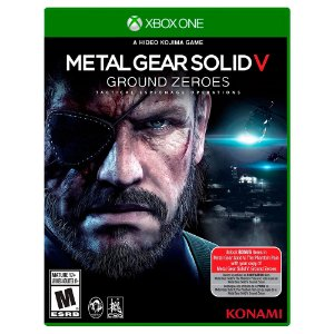 Metal Gear Solid V: Ground Zeroes (Usado) - Xbox One