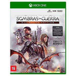 Terra Média: Sombras da Guerra Edição Definitiva - Xbox One