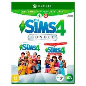 The Sims 4 + Gatos e Cães Bundle  - Xbox One