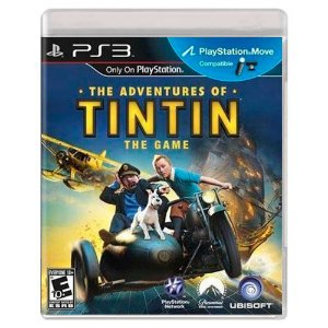 The Adventures of Tintin: The Game (Usado) - PS3