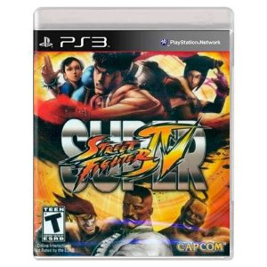 Super Street Fighter IV (Usado) - PS3