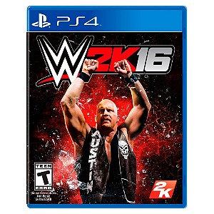 WWE 2K16 (Usado) - PS4