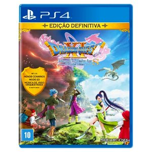 Dragon Quest XI S: Echoes of an Elusive Age Definitive Edition - PS4