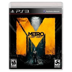 Metro: Last Light (Usado) - PS3