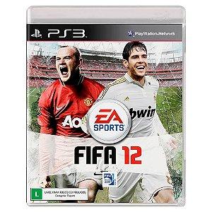 Fifa 12 (Usado) - PS3