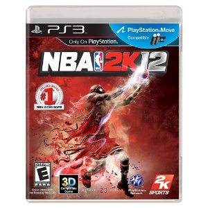 NBA 2K12 (Usado) - PS3