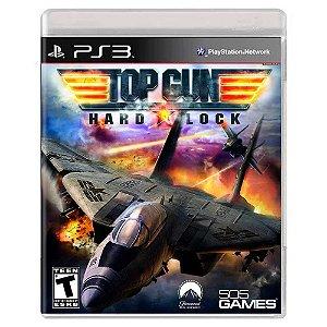 Top Gun: Hard Lock (Usado) - PS3