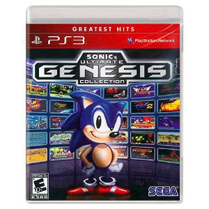 Sonic's Ultimate Genesis Collection (Usado) - PS3