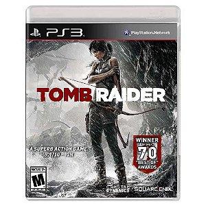 Tomb Raider (Usado) - PS3