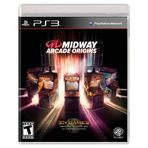 Midway Arcade Origins (Usado) - PS3