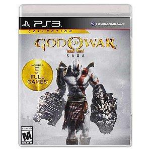 God of War: Saga (Usado) - PS3