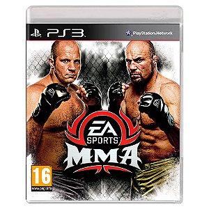 EA MMA (Usado) - PS3