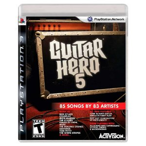 Guitar Hero 5 (Usado) - PS3
