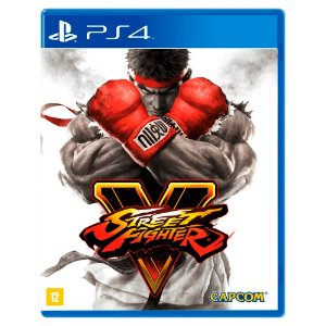Street Fighter V (Usado) - PS4