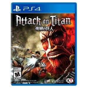 Attack on Titan (Usado) - PS4