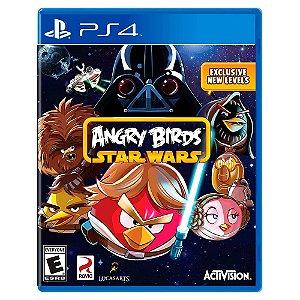 Angry Birds Star Wars (Usado) - PS4