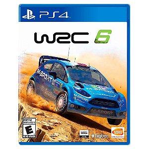 WRC 6 (Usado) - PS4
