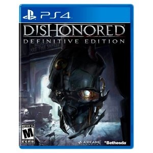 Dishonored: Definitive Edition (Usado) - PS4