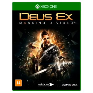 Deus Ex: Mankind Divided (Usado) - Xbox One