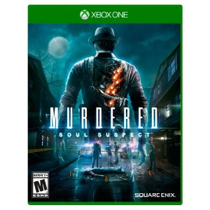 Murdered: Soul Suspect (Usado) - Xbox One