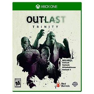 Outlast Trinity (Usado) - Xbox One