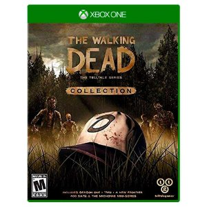 The Walking Dead Collection (Usado) - Xbox One