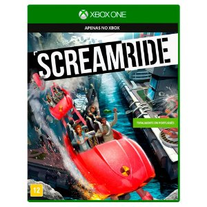 Screamride (Usado) - Xbox One