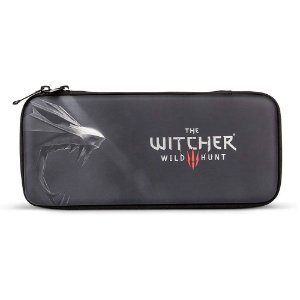 Stealth Case PowerA para Nintendo Switch - The Witcher 3