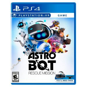 Astro Bot: Rescue Mission (Usado) - PS4