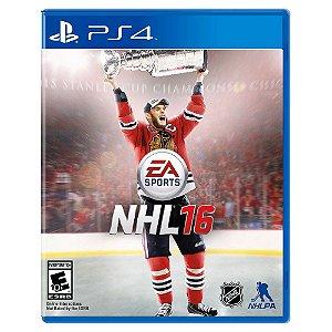 NHL 16 (Usado) - PS4