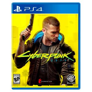 Cyberpunk 2077 (Usado) - PS4