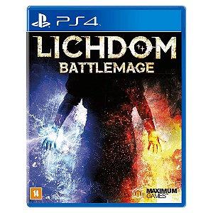 Lichdom Battlemage (Usado) - PS4