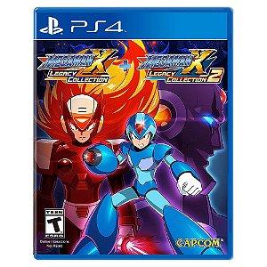 Mega Man X Legacy Collection 1 + Legacy Collection 2 (Usado) - PS4