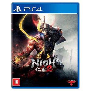 Nioh 2 (Usado) - PS4