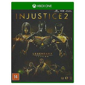 Injustice 2: Legendary Edition (Usado) - Xbox One