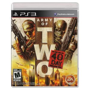 Army of Two - 40th Day (Usado) - PS3