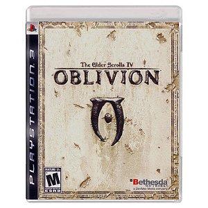 The Elder Scrolls IV - Oblivion (Usado) - PS3
