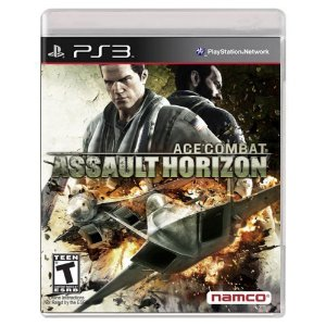Ace Combat: Assault Horizon (Usado) - PS3