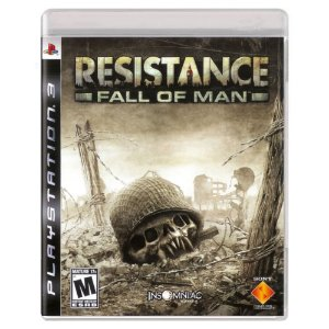 Resistance: Fall of Man (Usado) - PS3