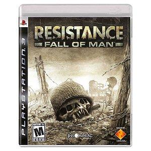 Resistance: Fall of Man (Usado) - PS3